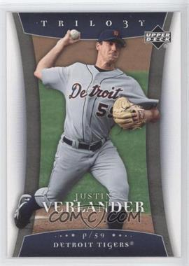 2005 Upper Deck Trilogy [???] #57 - Justin Verlander