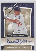 Russell Martin /15