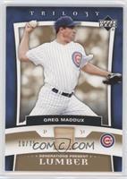 Greg Maddux /25