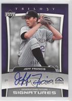 Jeff Francis /99