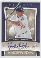 Russell Martin /35
