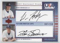 Marco Scutaro, Wes Hodges /250