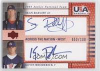 Sean Ratliff, Kevin Rhoderick /100