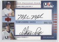 Mark Melancon, Chris Perez /250