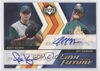 Scott Kazmir, Jeff Niemann /35