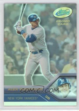 2005 eTopps Alex Rodriguez Promo Cards #AR3 - Alex Rodriguez