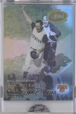 2005 eTopps Classic Events #CE3 - Bill Mazeroski