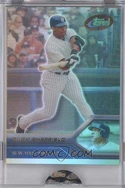 2005 eTopps #53 - Gary Sheffield