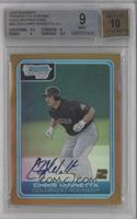 Chris Iannetta /50 [BGS 9]