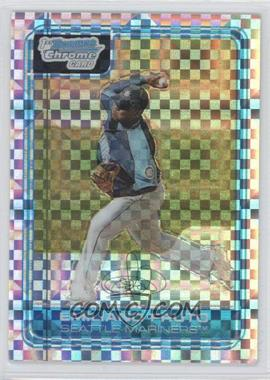 2006 Bowman Chrome Prospects X-Fractor #BC215 - Emiliano Fruto /250