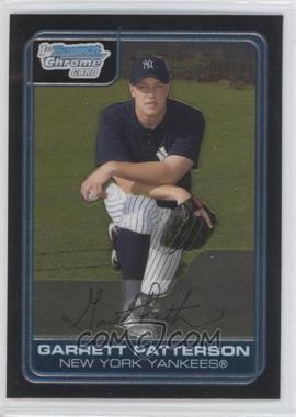 2006 Bowman Chrome Prospects #BC133 - Gary Patchett