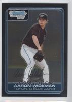Aaron Wideman