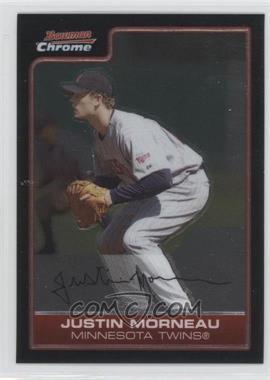 2006 Bowman Chrome #35 - Justin Morneau