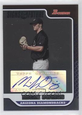 2006 Bowman Draft Picks & Prospects - Signs of the Future - [Autographed] #SOF-MO - Micah Owings