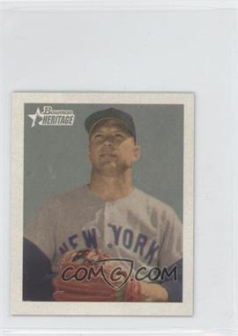 2006 Bowman Heritage Mini #251 - Mickey Mantle
