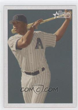 2006 Bowman Heritage Prospects #BHP1 - Justin Upton