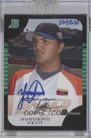 Yusmeiro Petit (2005 Bowman Draft Picks & Prospects) /630 [ENCASED]