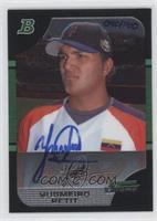 Yusmeiro Petit (2005 Bowman Draft Picks & Prospects Chrome) /160