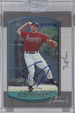 2006 Bowman Originals - Buyback Autographs #96 - Scott Thorman /980
