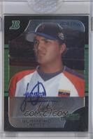 Yusmeiro Petit (2005 Bowman Draft Picks & Prospects Chrome) /160 [ENCASED]