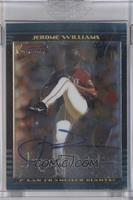 Jerome Williams /10 [ENCASED]