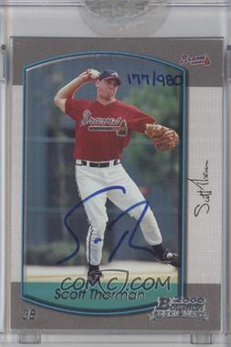 2006 Bowman Originals Buyback Autographs #96 - Scott Thorman /980