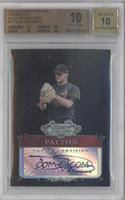 Troy Patton /25 [BGS 10]