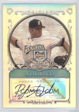 2006 Bowman Sterling [???] #BS-RN - Ricky Nolasco /199