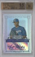 Jeremy Jeffress /199 [BGS 9.5]