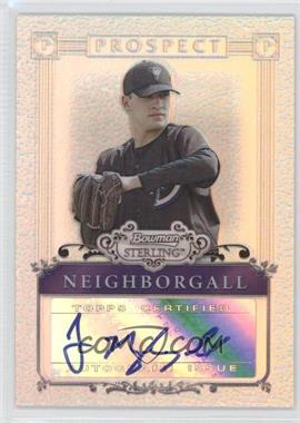 2006 Bowman Sterling Refractor Certified Autograph [Autographed] #BSP-JN - Jason Neighborgall /199