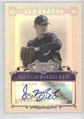 2006 Bowman Sterling Refractor Certified Autograph [Autographed] #BSP-JN - Jason Neighborgall /199