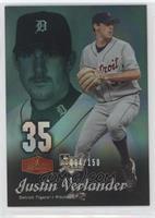 Justin Verlander /150