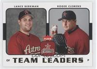 Lance Berkman, Roger Clemens
