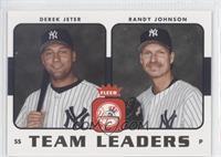 Derek Jeter, Randy Johnson