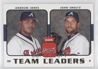 Andruw Jones, John Smoltz