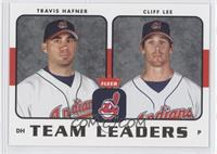 Travis Hafner, Cliff Lee