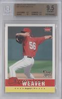 Jered Weaver [BGS 9.5]