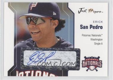 2006 Just Minors [???] #52 - Erick San Pedro