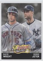 David Wright, Derek Jeter