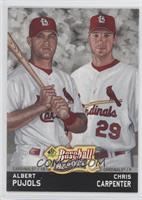 Chris Carpenter, Albert Pujols