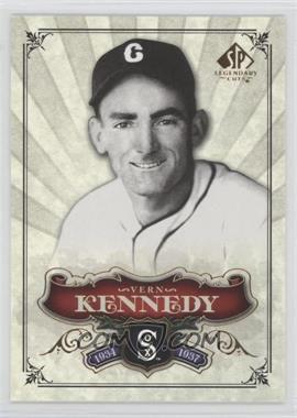 2006 SP Legendary Cuts - [Base] #64 - Vern Kennedy