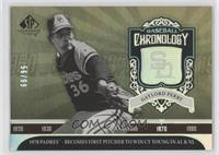 Gaylord Perry /99