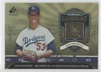 Don Drysdale /550