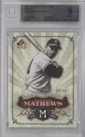 Eddie Mathews /99 [BGS9]