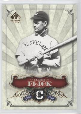 2006 SP Legendary Cuts #10 - Elmer Flick