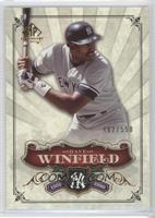 Dave Winfield /550