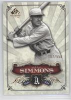 Al Simmons /550