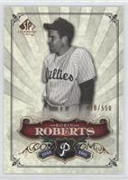 Robin Roberts /550