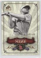 Johnny Mize /550