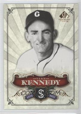 2006 SP Legendary Cuts #64 - Vern Kennedy